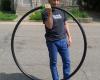 Eric Walker hula hoop