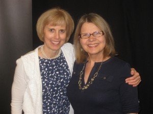 Ann Sieg and Amy Hagerup